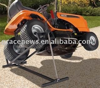 Mower Lift Jack View Lawn Mower Stand Gn Product Details
