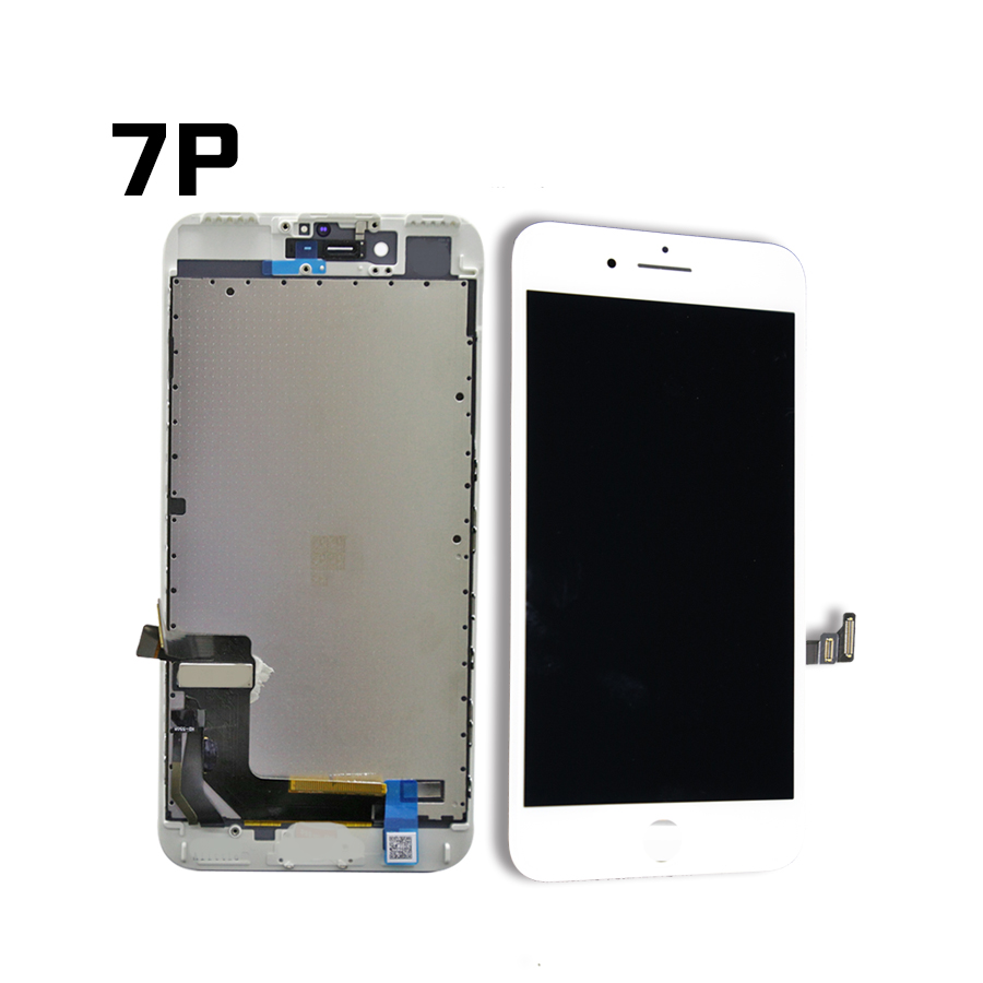 09ca1f1f00b Original Quality For iPhone 7 Plus LCD Screen With Touch Digitizer Display  Assembly Replacement White Black