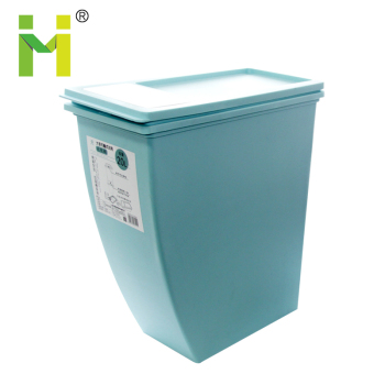 HMT8514 toilet waste bin small plastic waste bins antique trash can
