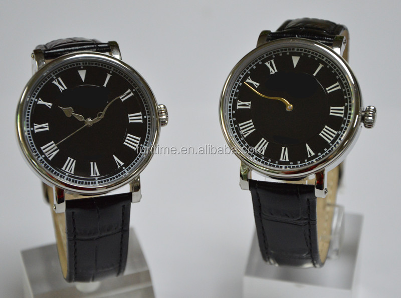 watch automatic with special curve hands eta movement watches