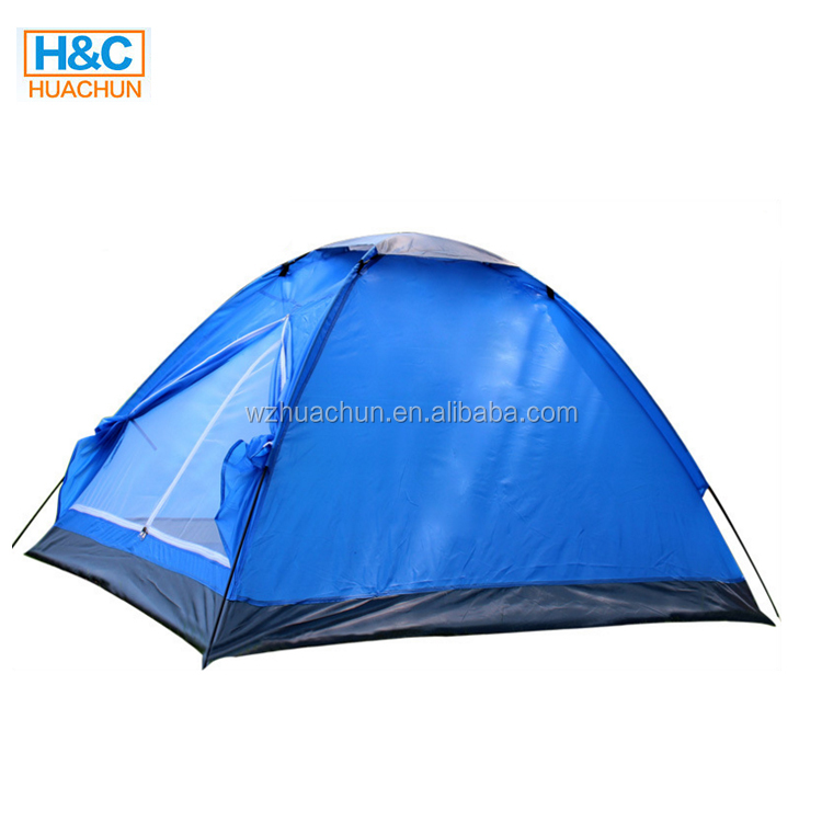Hot selling waterproof 2 person outdoor camping tent