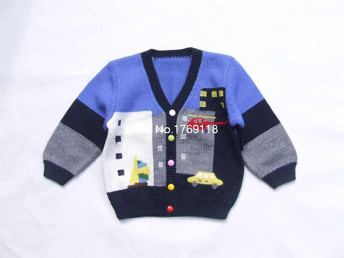 266c42d20503 Buy clothing for baby boys girl knitted Cardigan sweater Autumn ...