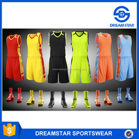 Athletic jersey basketball uniform in bulk