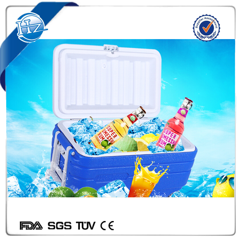 Insulated Box Food Delivery Box Ice Pack Cooler Box Travel Food Warmer Used for Picnic