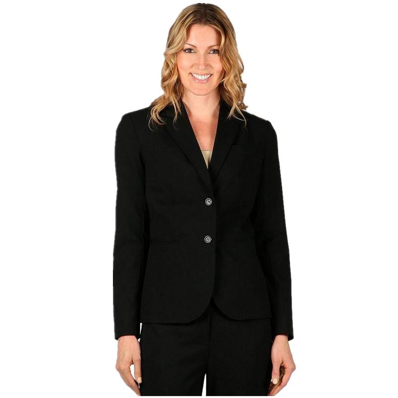 Compra Para mujer pantalones de uniforme negro online al