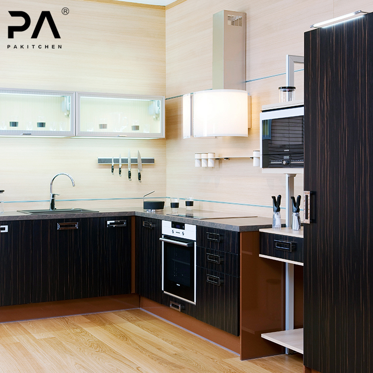Kitchen Cabinets With Microwave Oven
