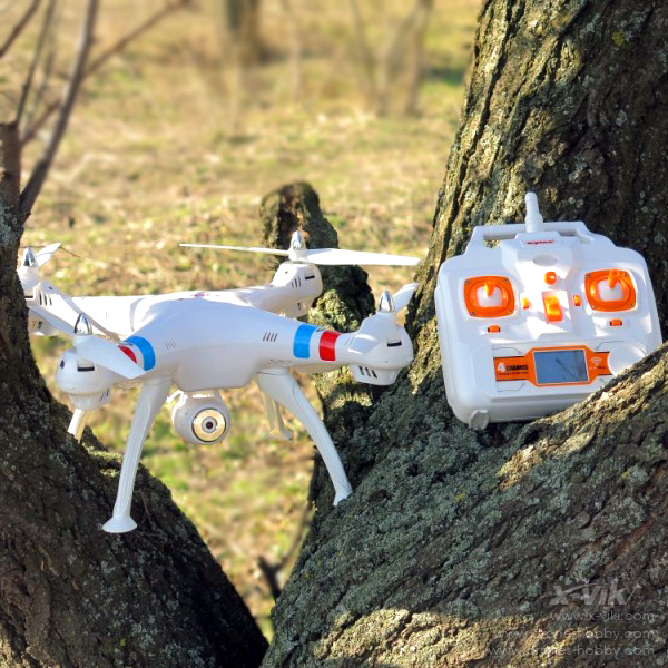 2016 Newest Syma X8C Venture New Package 4 Channel 2.4G RC Quadcopter with HD Camera 6 Axis 3D Flip Fly UFO