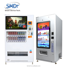 Small Mini Drink Water Protein Snack Cupcake Food Coffee Automatic Touch Screen Vending Machine