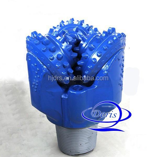 Hard Layer 12 1/4'' Iadc 547 Tungsten Carbide Tricone Rock Drill ...