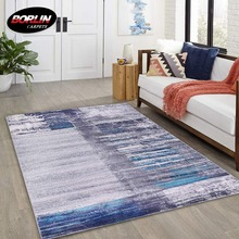 personalized residential carpet belgium rug blue contemporary polypropylene  rugs