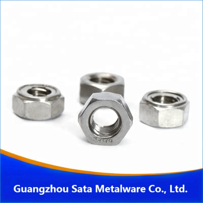 ANSI/ASME B18 16 6 All-metal Prevailing Torque Type Hexagon Locknuts, View  ASME B18 16 6 All-metal Prevailing Torque Locknuts, Sata Metalware Product