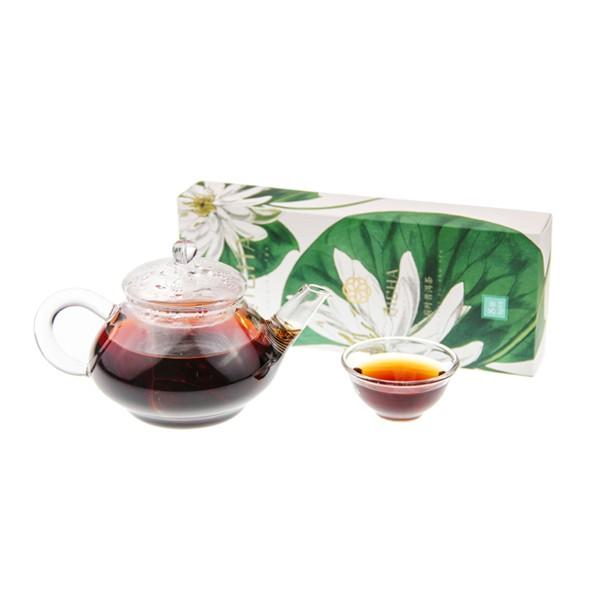 Pyramid Tea Bags Aphrodisiac Tea Lotus Leaf Floral Tea