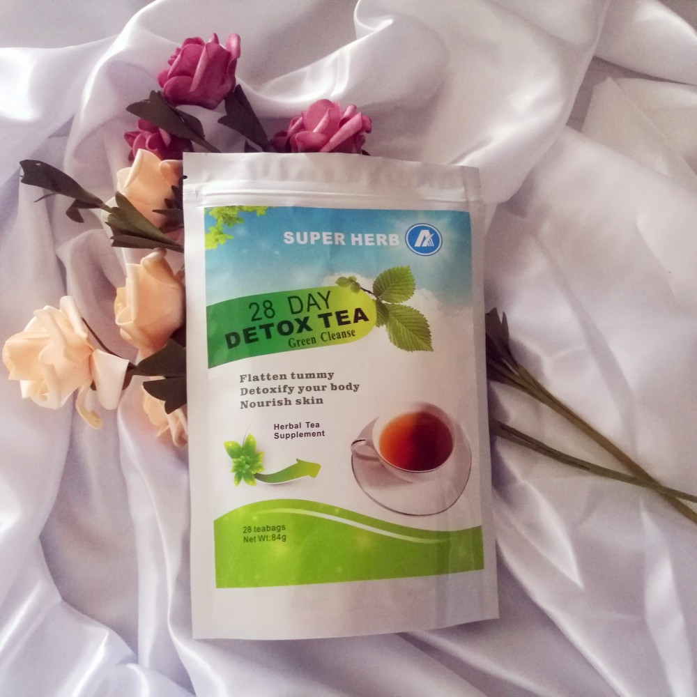 Detox Tea 28 day slimming detox tea weight loss tea - 4uTea | 4uTea.com