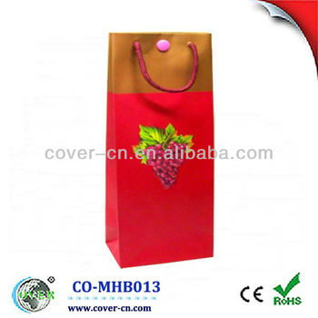 recoarbable bag/musical bag/talking bag for gift