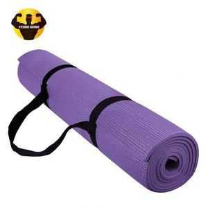 RAMBO Wholesale eco soft and texture pvc yoga mat private label cheap best selling anti slip gymnastics mats