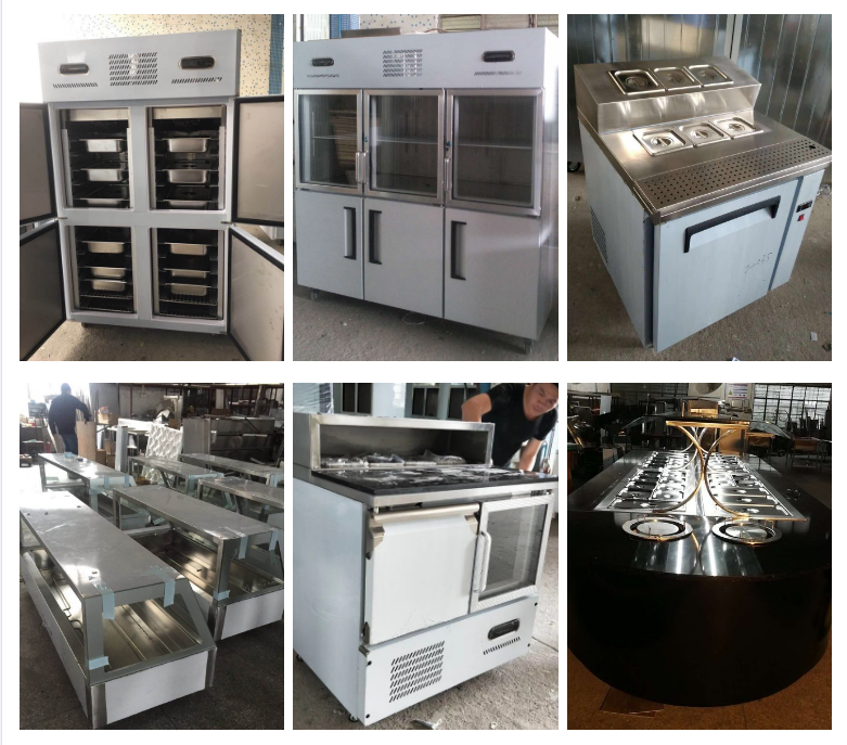 Kitchen equipment/Malaysia Calvary Convenction Center Project