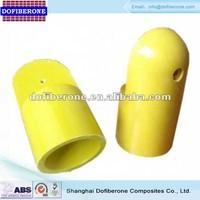 fiberglass frp grp handrail universal joint