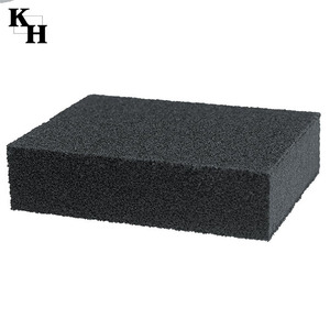 Hot sale and high quality black foam cleaning sponge
