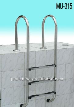 Standard Design Inground Swimming Pool Ladder - Buy Ladder,Ladder,Safety  Step Ladders Product on Alibaba.com