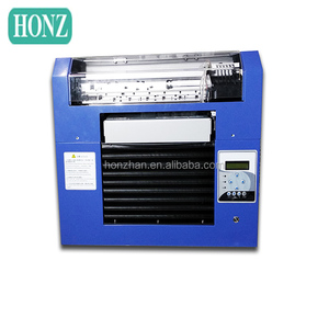 Cheap A3 size 6 colors uv jet printer/any materials surface printer