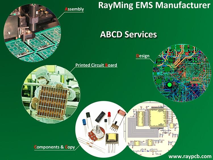 Asic Miner Electronics Assembly China Electronic Factory