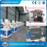 Rice Straw Power Plant Use Fuel Pellets/Straw Paddy Pellet Line/Bamboo Fuel Pellets Making Mill Machine