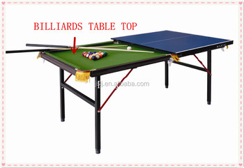 Mini Size Multifunction Foldable Ping Pong For Kids