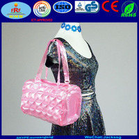 Party and Festival Inflatable bag with Led Light inside, Handbag Inflatable