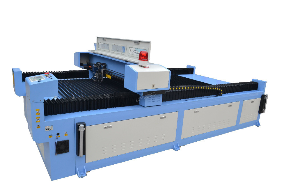 LXJ-1325 Beautiful design and Powerful LINK cnc metal laser machine 1325 / laser machine 1325 for acrylic/ mdf