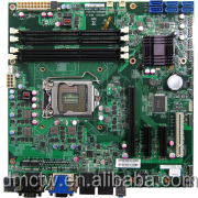 Industrial Rackmount Computer/Industrial Motherboard Micro ATX, support 2nd generation Intel Core Workstation processors with