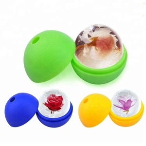 Custom Logo Novelty Silicone Penis Ice Cube Ball Maker Mold