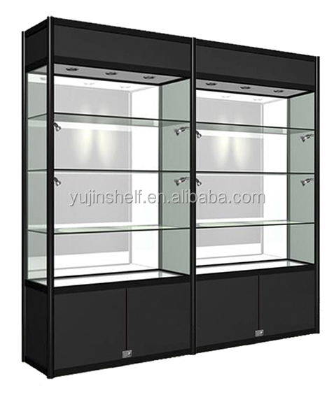 Remarkable Interlink Black Shop Furniture Cabinet With Mirror Backing Tall Lock Glass Door Souvenir Cabinet Display Buy Cabinet Display Glass Door Home Interior And Landscaping Analalmasignezvosmurscom