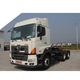 Low Fuel consumption Hino 700P 6x4 tractor truck head for sale euro 4
