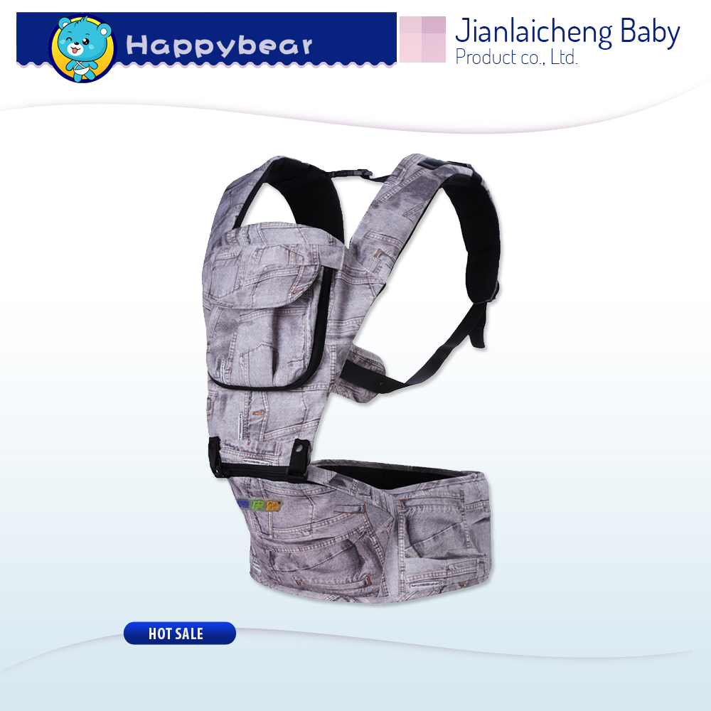 China Factory Best Selling Adjustable Promotional Cheap Price Ergonomic Baby Carrier For Infants And Toddlers