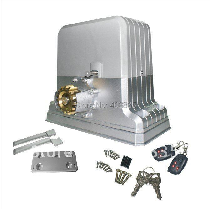 Automatic Sliding Gate Opener For Home Automation 1000kg 1