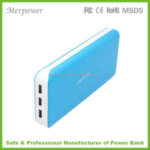 excellent quality power bank chinese cell phone charger wholesale fast charging power bank 20000mah