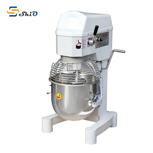 Fashion professional bakery food mixer planetary of 350w 1500w with low price