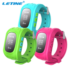 Promotional High Quality Q50 GPS smart baby watch, children's track watch for Kids Safe