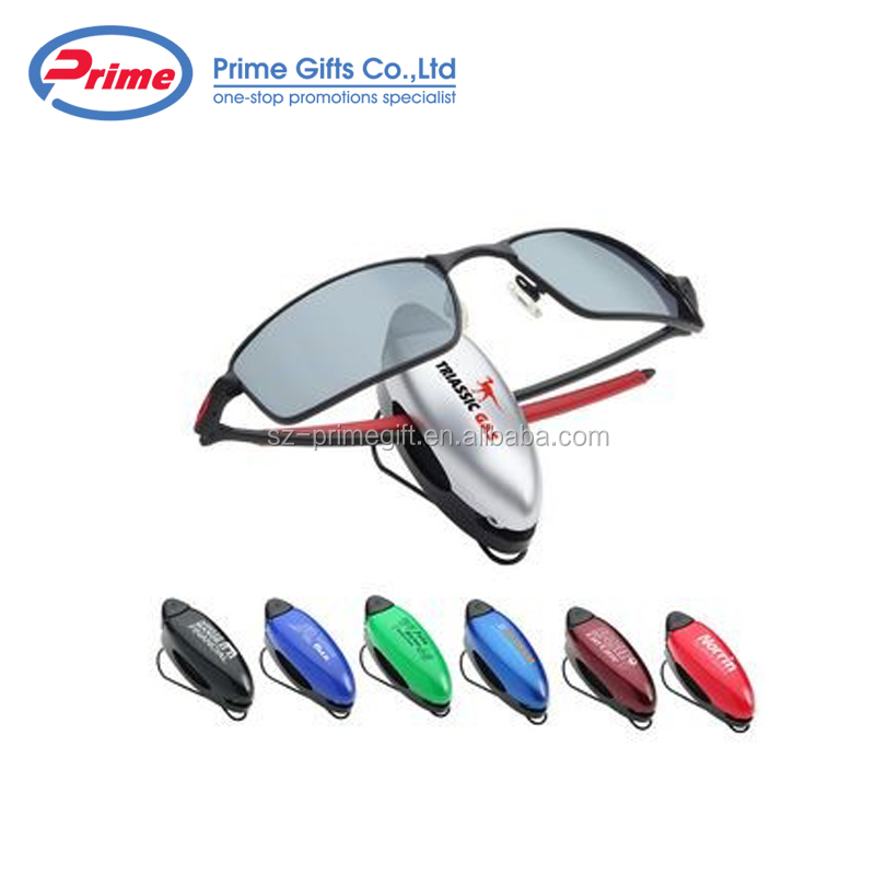 Universal Sun Visor Plastic Sunglass Holder Clip with Your Logo