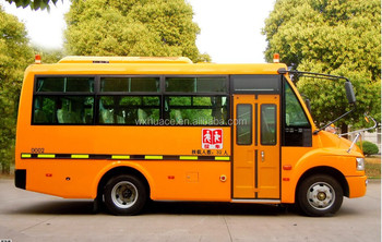 6 8 M 24-32 Seats International School Bus With Petrol Engine For Sale -  Buy Yellow School Buses For Sale,Yellow School Bus,Bus Sales Product on