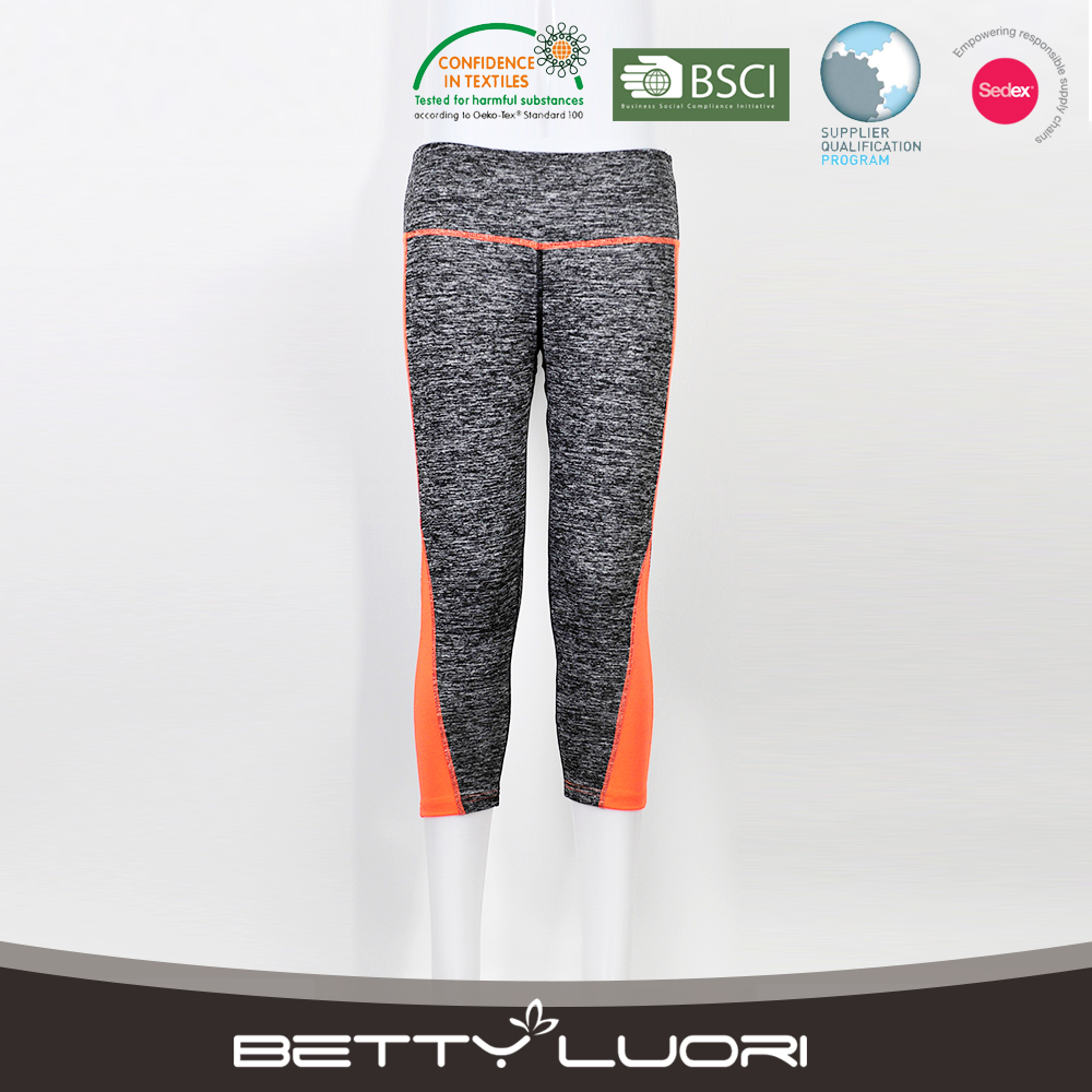 China Professional Supplier colorful yoga pants mature women legging