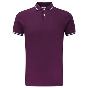 wholesale 220gsm cotton polyester blend Polo Shirts custom polo t shirt blank mens polo shirts