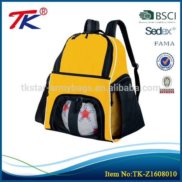 ball sack backpack. hot best mens blue fashion football basketball ball sack backpack