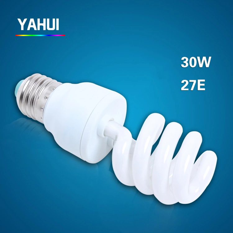 Hot sale spiral energy saving lamps E27 LED Lighting Bulb Light