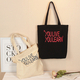 Korean version of the simple colorful canvas large shoulder bag handbags handbags art women bag canvas shopping tote bags