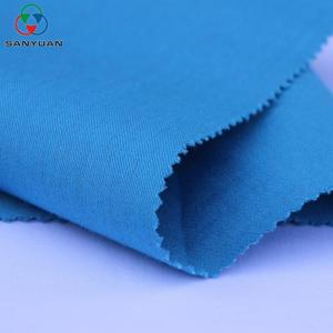 Anti-static heat electrical conductive antistatic finish cotton fabric for cleanroom uniform anti-static cloth