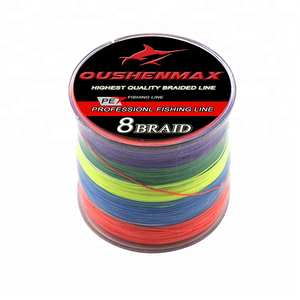 Fishing line braid 8x super fishing thread multifilament line for sea fishing
