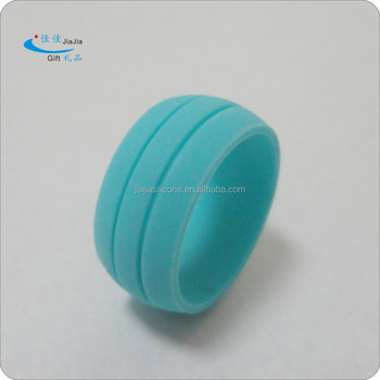 best selling double line silicone rings at amazon durable silicone wedding ringsswimming rings - Wedding Rings Amazon