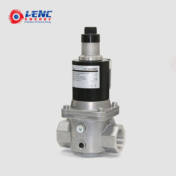 Slow opening normal closed 24vdc 1.5 inch solenoid control valve
