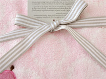 polyester coral fleece thick baby blanket